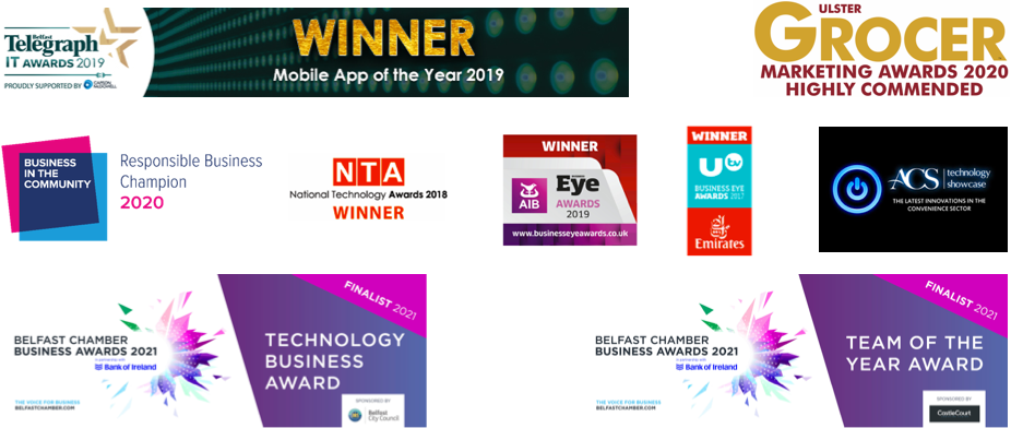 Henderson Technology, awards and recognition