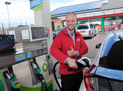 Henderson Technology for Forecourts