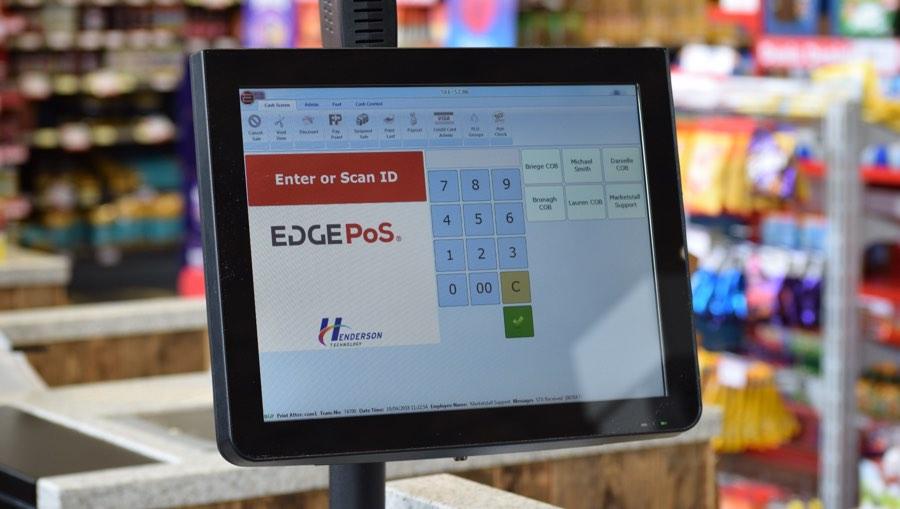 EDGEPoS Reseller image of EPOS till