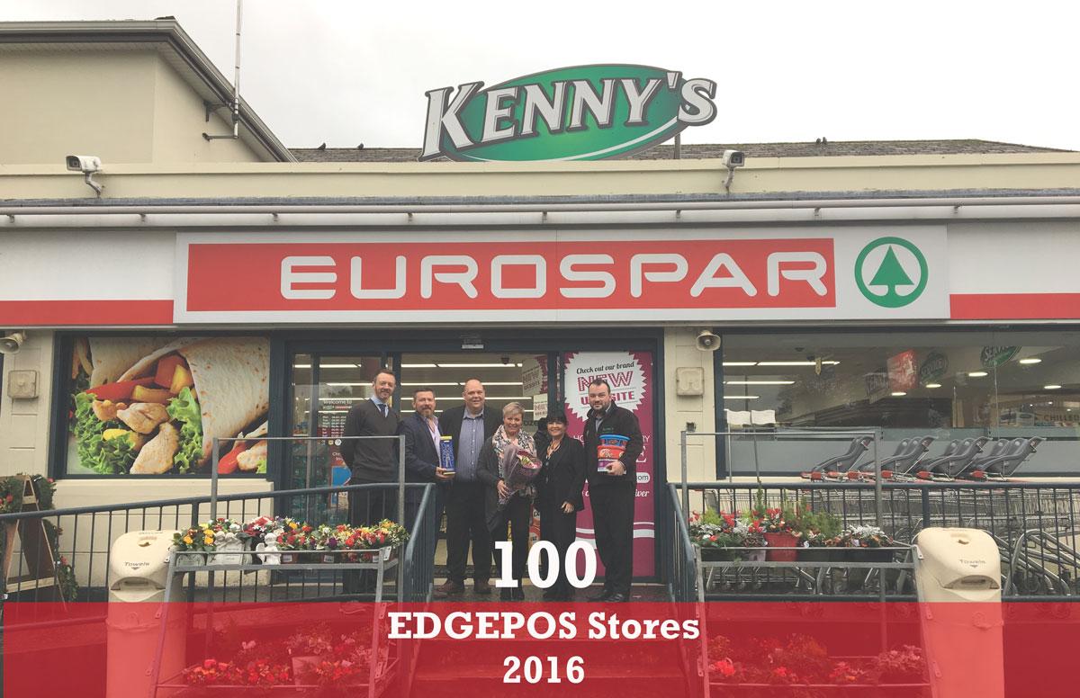 EDGEPoS Retailer Kenny Bradley