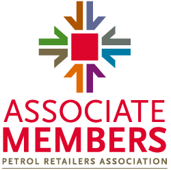 Petrol Retailers Association badge